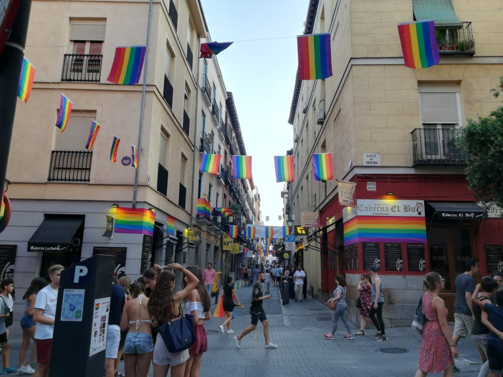 The Criminalisation of Gay People